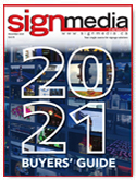 Sign Media Canada Buyers' Guide