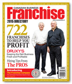 Canadian Business Franchise Directory