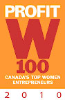 100 Canada's Top Women Entrepreneurs 2010
