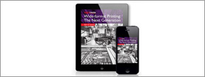 New e-book explores wide-format printing