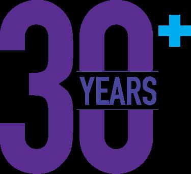 30+ Years